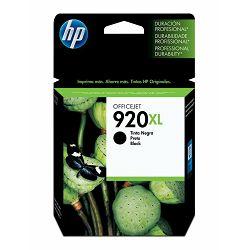 Tinta HP 920XL Black Officejet Ink Cartridge