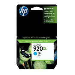 Tinta HP 920XL Cyan Officejet Ink Cartridge