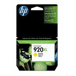 Tinta HP 920XL Yellow Officejet Ink Cartridge