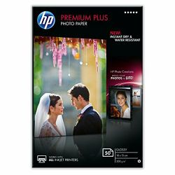 HP Premium Plus Glossy Photo Paper/10x15