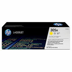Toner HP 305A, yellow, 2600 str. CE412A