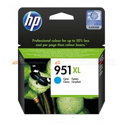 Tinta HP CN046AE cyan No.951XL, 24ml