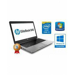 USED - HP EliteBook 840 Intel i5-4300U + Windows Pro