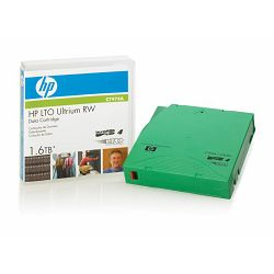 HP  LTO-4 Ultrium 1.6TB Read, Write Data Cartridge