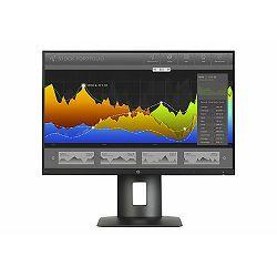 Monitor HP 23.8 Z24nq Narrow Bezel LED,FHD,DVI-D,MHL,8ms