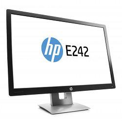 Monitor HP 24 Elite E242, LED,FHD,VGA, USB, 7ms