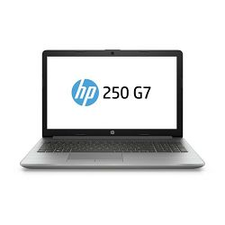 Laptop HP 250 G7, 6mr35es, i3-7020U, 8GB, 256GB, 15.6FHD, DVDW, DOS, 3god
