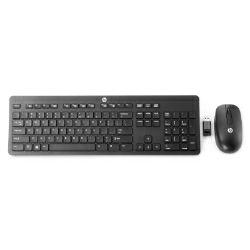 HP Slim Wireless tipkovnica i miš,  T6L04AA