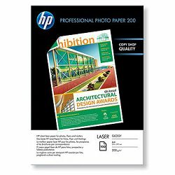 HP Professional Glossy Laser Photo Paper A4 200g