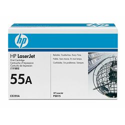 Toner HP CE255A Black Print Cartridge