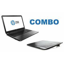 Laptop HP 250-G6 UMA i3-7020U 15.6 FHD 4GB 128GB DOS Notebook Cooler