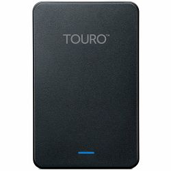 HDD External HGST Touro Mobile (USB 3.0, 1TB, 5400)