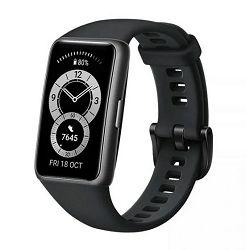 Huawei Band 6, crna
