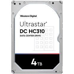 Tvrdi disk HDD Server WD/HGST Ultrastar 7K6 (3.5'', 4TB, 256MB, 7200 RPM, SATA 6Gb/s, 512E SE), SKU: 0B36040