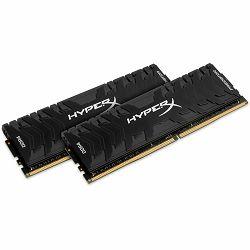 Memorija Kingston DRAM 16GB 3000MHz DDR4 CL15 DIMM (Kit of 2) XMP HyperX Predator, EAN: 740617258516