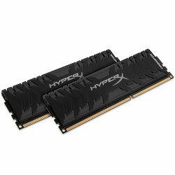 Memorija Kingston 16GB 3200MHz DDR4 CL16 DIMM (Kit of 2) XMP HyperX Predator, EAN: 740617258462