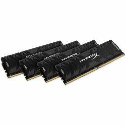 Memorija KINGSTON 16GB 3200MHz DDR4 CL16 DIMM (Kit of 4) XMP HyperX Predator Lifetime