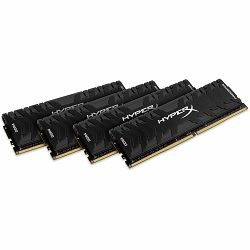 Memorija Kingston 32GB 3200MHz DDR4 CL16 DIMM (Kit of 4) XMP HyperX Predator, EAN: 740617258431