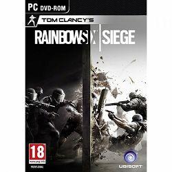 Igra za PC, TOM CLANCYS RAINBOW SIX : SIEGE