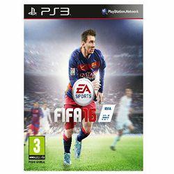 Igra za SONY PlayStation 3, FIFA 16, nogometna simulacija