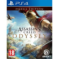 Igra za SONY Playstation 4, Assassins Creed Odyssey Omega Deluxe Edition