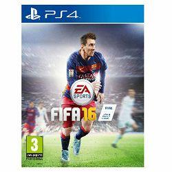 Igra za SONY PlayStation 4, FIFA 16, nogometna simulacija