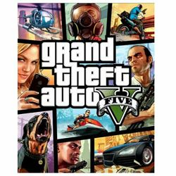 Igra za SONY PlayStation 4, Grand Theft Auto V, akcijska avantura