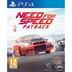 Igra za SONY PlayStation 4, Need for Speed Payback PS4