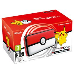 Igraća konzola NINTENDO 2DS XL Limited Edition, Pokeball