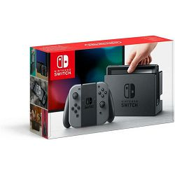 Igraća konzola NINTENDO Switch, Grey Joy-Con + Double Mario Pack