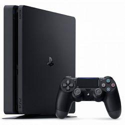 Igraća konzola SONY PlayStation 4, 500GB, Slim E Chassis, crna + Marvel's Spiderman Standard Edition