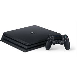 Igraća konzola SONY PlayStation 4 Pro, 1000GB, A Chassis, WiFi, 4k HDR, 3x USB + Dualshock Controller v2 crni