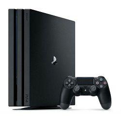 Igraća konzola SONY PlayStation 4 Pro, 1000GB, B Chassis, WiFi, 4k HDR, 3x USB, crna