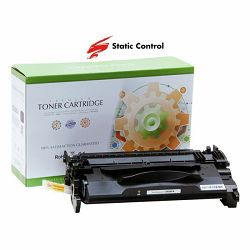 Toner Static Control HP CF287A Black