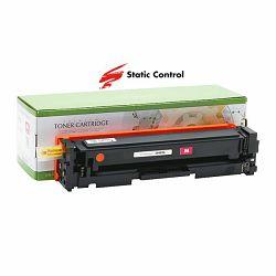 Toner Static Control HP Canon CF403A Magenta