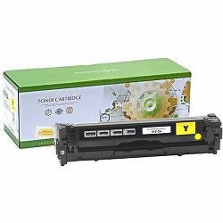 Toner Static Control HP Canon CB542A CE322A CF212A CRG-716Y 731Y Yellow UNIVERSAL