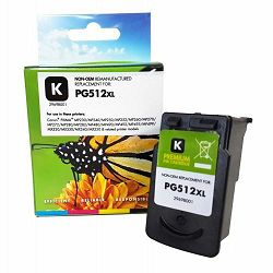 Tinta Static Control Canon PG-512 Black