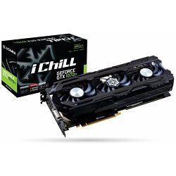 Grafička kartica Inno3D GTX1070Ti iChill X3 V2 8192MB,PCI-E,DVI,HDMI,3xDP