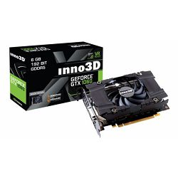 Grafička kartica Inno3D GeForce GTX1060 6GB Compact