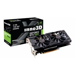Grafička kartica Inno3D GeForce GTX1060 TwinX2 3GB