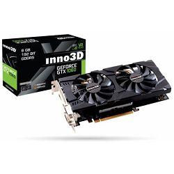 Grafička kartica Inno3D GeForce GTX1060 TwinX2 6GB