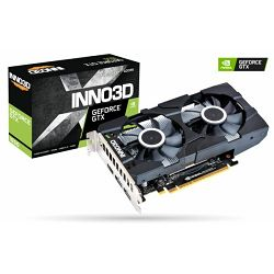 Grafička kartica Inno3D GeForce GTX 1650 TWIN X2 OC, 4GB, GDDR6