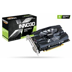 Grafička kartica Inno3D GeForce GTX 1650 Super Compact X1, 4GB