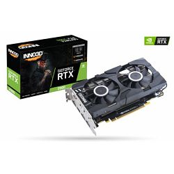 Grafička kartica Inno3D GeForce RTX 2060 TW  IN X2, 6GB, GDDR6