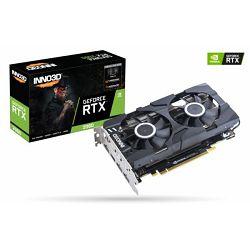 Inno3D GeForce RTX 2060 GAMING OC X2, 6GB, GDDR6