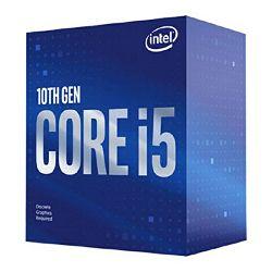 Procesor INTEL Core i5 10400F 2.9/4.3GHz,6C/12T,LGA1200