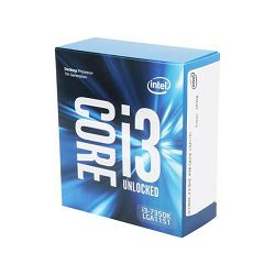 Intel Core i3 7350k 4.2GHz, 4MB, LGA 1151