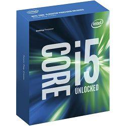 Procesor Intel Core i5 7600K 3,8GHz,6MB,LGA 1151,bez hladnj