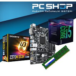 INTEL Coffe Advanced Gamer i5 Bundle