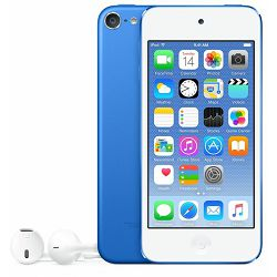 mkwp2hc/a - iPod touch 128GB Blue - 888462503808